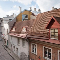 Апартаменты Tallinn City Apartments - Old Town Апартаменты с различными типами кроватей фото 14