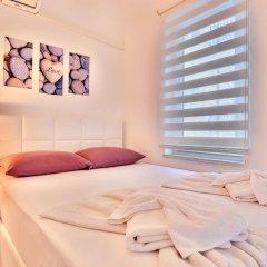 Отель Kas Inn Beyaz Apart Каш комната для гостей фото 5
