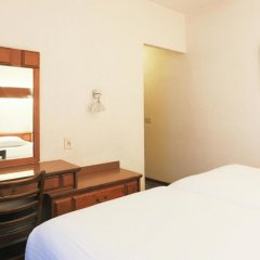 Отель Hôtel Van Belle 3* Стандартный номер с двуспальной кроватью фото 4