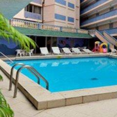 Отель Tiuna Колумбия, Сан-Андрес - отзывы, цены и фото номеров - забронировать отель Tiuna онлайн бассейн