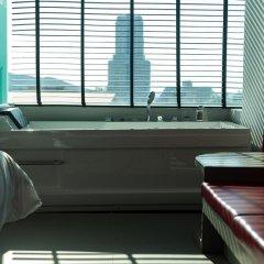 At Patong Hotel 4* Номер Делюкс двуспальная кровать фото 13