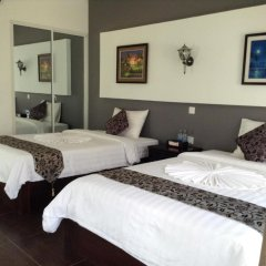 Отель Sea Breeze Resort 3* Стандартный номер с различными типами кроватей фото 3