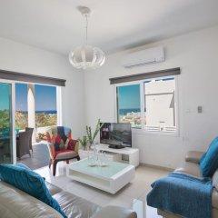 Отель Villa Margarita Bay Кипр, Протарас - отзывы, цены и фото номеров - забронировать отель Villa Margarita Bay онлайн комната для гостей фото 3
