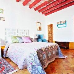 Отель Hospederia Antigua Стандартный номер с двуспальной кроватью фото 5