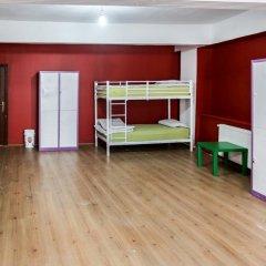 Van Backpackers Hostel Стандартный номер с двуспальной кроватью фото 2