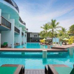 Отель Holiday Inn Resort Krabi Ao Nang Beach бассейн