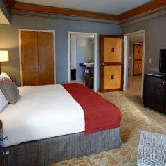 Отель Hilton Club New York 4* Люкс с различными типами кроватей фото 2
