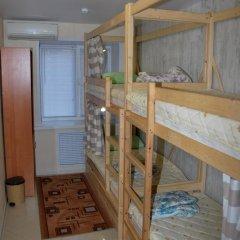 Хостел на Гуртьева Кровать в мужском общем номере с двухъярусной кроватью фото 11