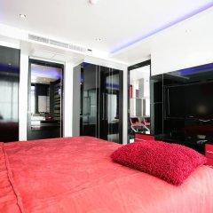 Отель Absolute Bangla Suites 4* Студия с различными типами кроватей фото 3