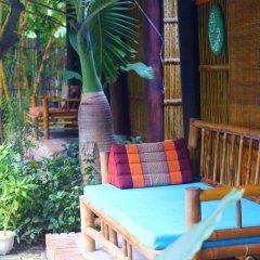 Отель Under the coconut tree Бунгало с различными типами кроватей фото 12