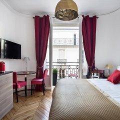 Отель Vestay Champs-Élysées Франция, Париж - отзывы, цены и фото номеров - забронировать отель Vestay Champs-Élysées онлайн комната для гостей фото 4
