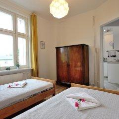 Отель Victus Apartamenty - Adams Сопот комната для гостей фото 3