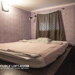 Baroque Hostel Номер с общей ванной комнатой с различными типами кроватей (общая ванная комната) фото 2