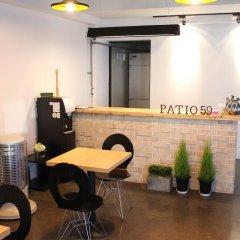 Отель Patio 59 Yongsan 2* Стандартный номер фото 6