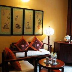 Vinh Hung Heritage Hotel комната для гостей фото 2