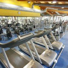 Отель Estival Park фитнесс-зал