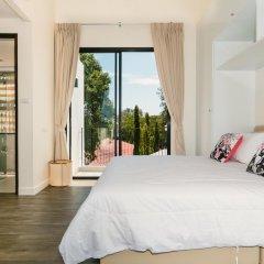 Отель Phuket Marbella Villa 4* Апартаменты с различными типами кроватей фото 17