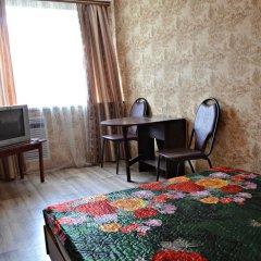 Гостиница Спартак Стандартный номер с двуспальной кроватью