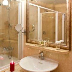 Бутик Отель Кристал Палас 4* Люкс повышенной комфортности с разными типами кроватей фото 7