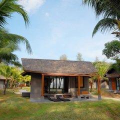 Отель Twin Lotus Koh Lanta 4* Вилла с различными типами кроватей фото 9