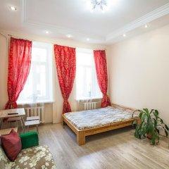 Гостиница Lucky House Студия с различными типами кроватей фото 3