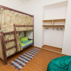 Хостел EveRest Кровать в общем номере фото 4