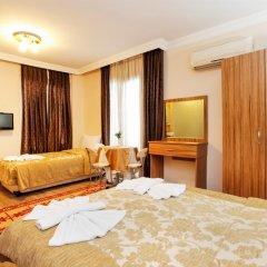 Casa Mia Hotel 3* Номер категории Эконом с различными типами кроватей фото 14