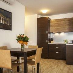 Отель Prater Residence 3* Улучшенные апартаменты с различными типами кроватей фото 2