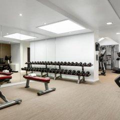 Отель Four Points by Sheraton Brussels фитнесс-зал фото 4