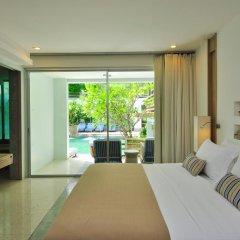 Отель Ramada by Wyndham Phuket Southsea 4* Номер Делюкс с двуспальной кроватью фото 7