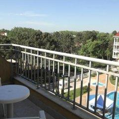 Отель Summer Dreams Болгария, Солнечный берег - отзывы, цены и фото номеров - забронировать отель Summer Dreams онлайн балкон
