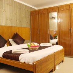 Отель Delhi Marine Club C6 Vasant Kunj Индия, Нью-Дели - отзывы, цены и фото номеров - забронировать отель Delhi Marine Club C6 Vasant Kunj онлайн комната для гостей фото 2