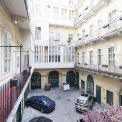 Отель Heart of Vienna Luxury Residence Улучшенные апартаменты фото 24