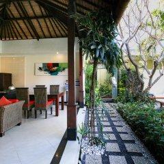 Отель Aleesha Villas 3* Улучшенная вилла с различными типами кроватей фото 27