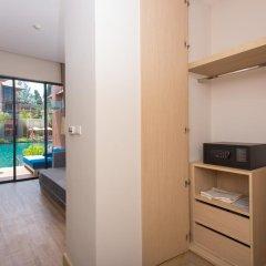 Отель Mai Khao Lak Beach Resort & Spa 4* Люкс повышенной комфортности с различными типами кроватей фото 10