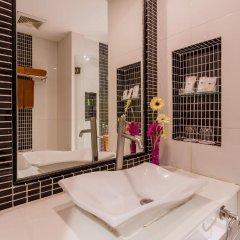 Отель Nova Platinum 4* Улучшенный номер фото 6