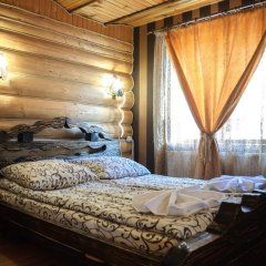 Гостиница Preluky комната для гостей