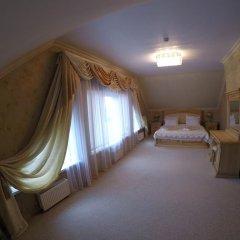 Парк-отель Парус 3* Улучшенный номер с различными типами кроватей фото 7