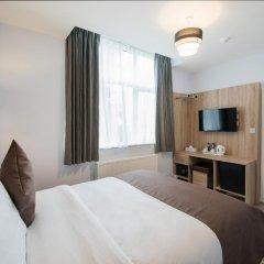 Отель Docklands Lodge London 3* Улучшенный номер с различными типами кроватей фото 4