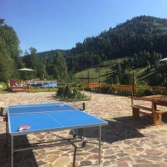 Гостиница Privatna Sadiba Chalet спортивное сооружение