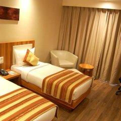 Отель Le ROI Raipur 3* Стандартный номер с различными типами кроватей фото 4