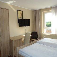 Hotel am Schloss 2* Стандартный номер разные типы кроватей фото 7
