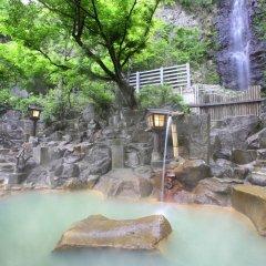 Отель Tarutama Onsen Yamaguchi Ryokan Минамиогуни бассейн фото 3