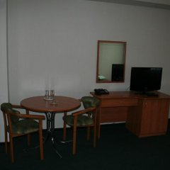 Гостиница Москомспорта 3* Стандартный семейный номер с двуспальной кроватью фото 3