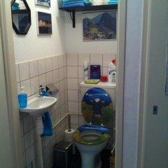 Отель Casa Nueva Нидерланды, Амстердам - отзывы, цены и фото номеров - забронировать отель Casa Nueva онлайн ванная