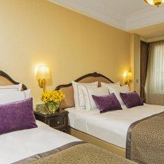 Meroddi Bagdatliyan Hotel 3* Номер Делюкс с различными типами кроватей фото 2