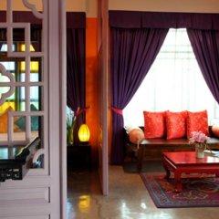 Shanghai Mansion Bangkok Hotel 4* Люкс с различными типами кроватей фото 11