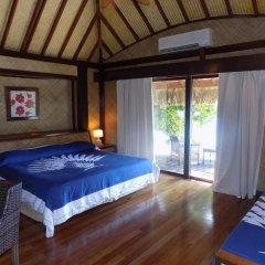Hotel Maitai Polynesia 3* Бунгало с различными типами кроватей фото 5