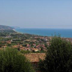 Отель La Torretta di Casa Lippi Казаль-Велино пляж