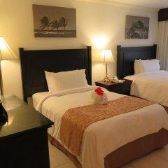 Отель Jewel Runaway Bay Beach & Golf Resort All Inclusive 4* Номер Делюкс с различными типами кроватей
